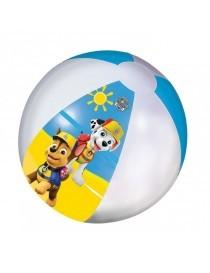 Ballon de plage gonflable pat patrouille 45cm
