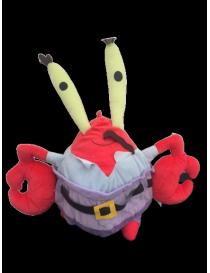 Peluche capitaine krabs de...