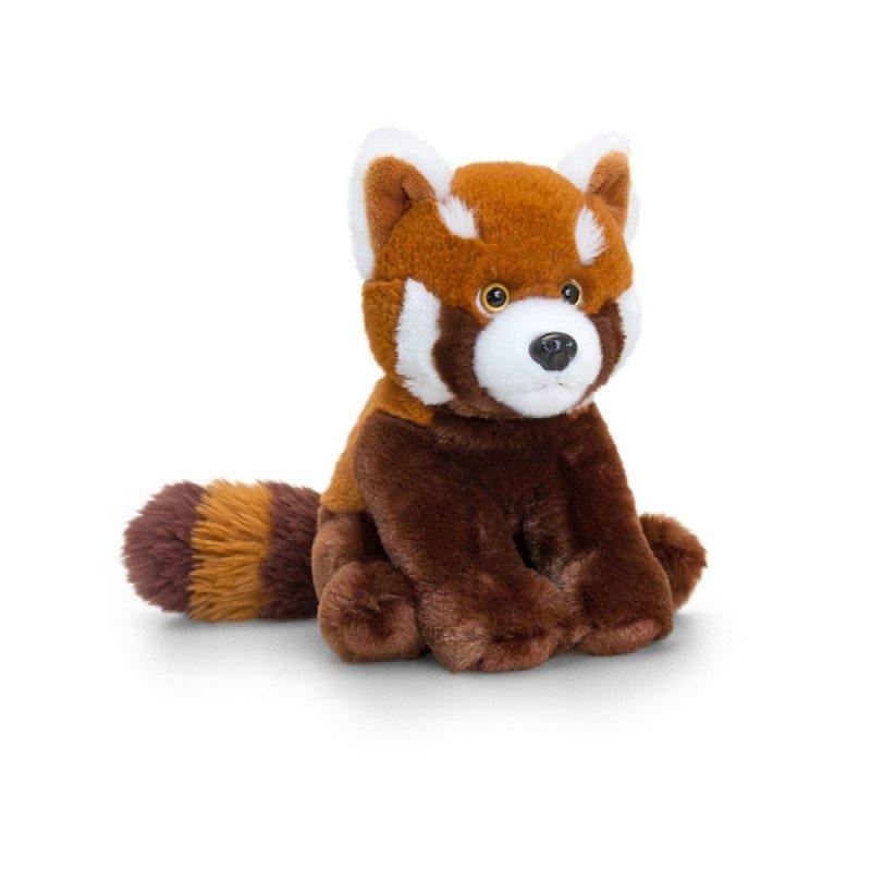 Peluche panda rouge 20 cm