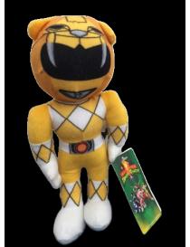 Peluche power rangers jaune...