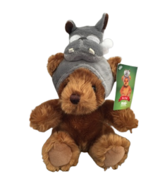 peluche ours teddy grand...