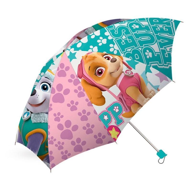 Parapluie pliable pat patrouille dia. 52 cm