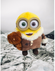 Peluche minion ice village...