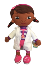 Dottie Docteur La Peluche...
