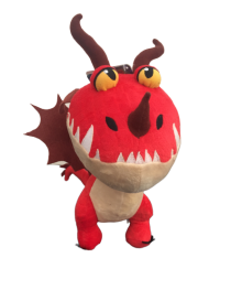 Peluche Dragon 3 Croche fer...