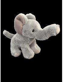 Peluche éléphant fait à la...