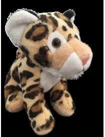 Peluche leopard fait à la...