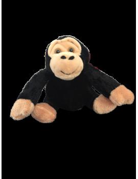 Peluche chimpanzé fait à la...
