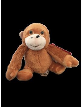 Peluche orang-outan fait à...