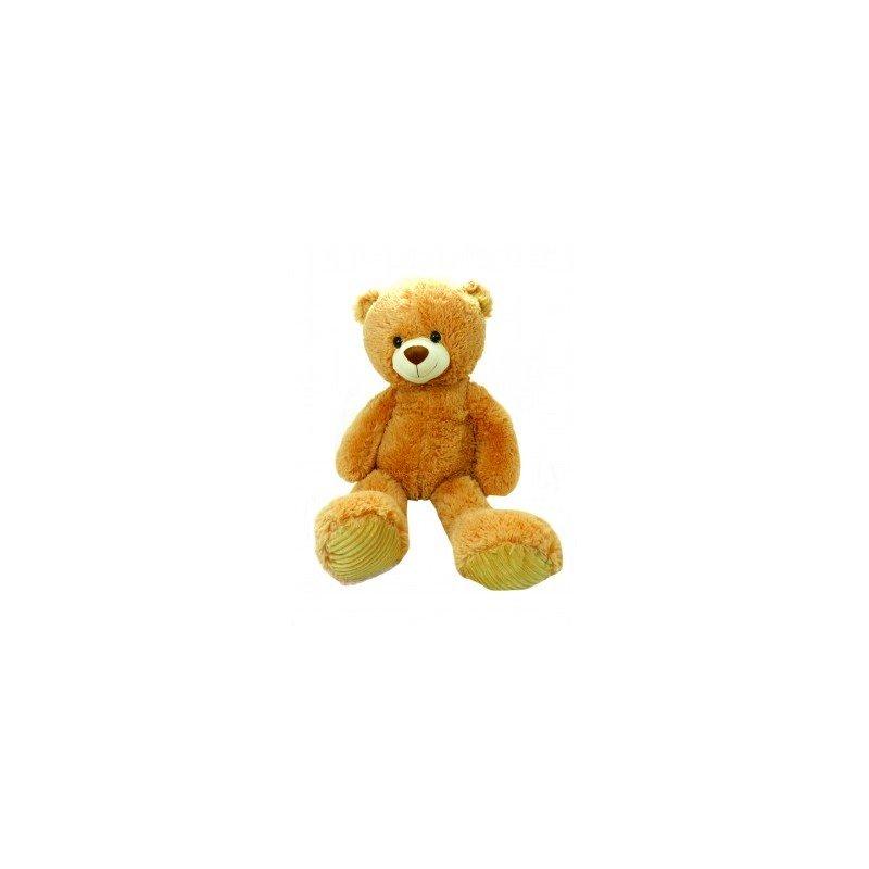 Peluche ours teddy pluche de 100 cm