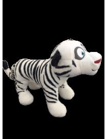Peluche tigre blanc de...