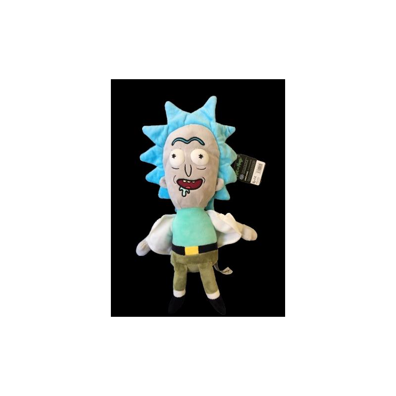 Peluche Rick de 30 cm de rick et morty