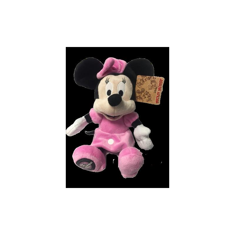Peluche Minnie mouse 90éme anniversaire en 22 cm