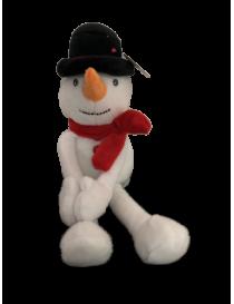Peluche bonhomme de neige...