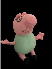Peluche peppa pig turquoise...