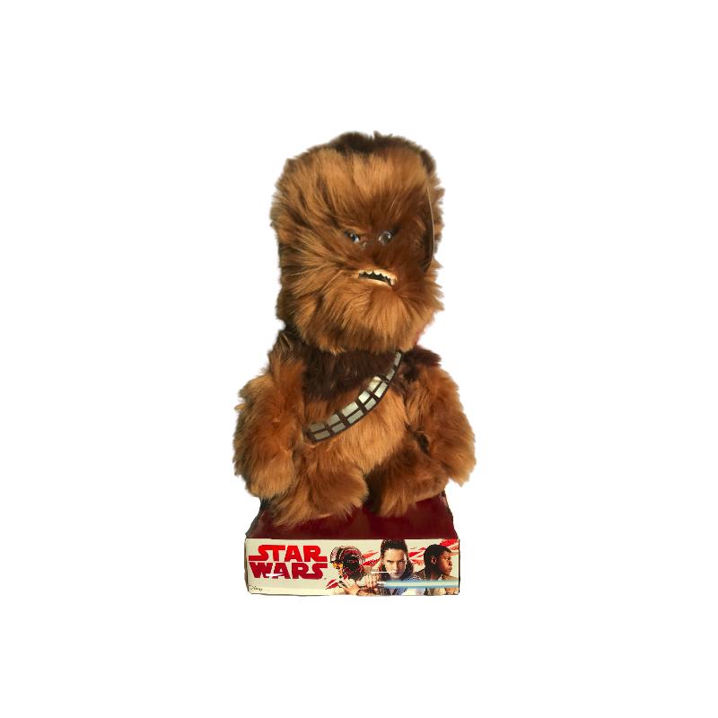 Peluche star wars chewbacca de 25 cm