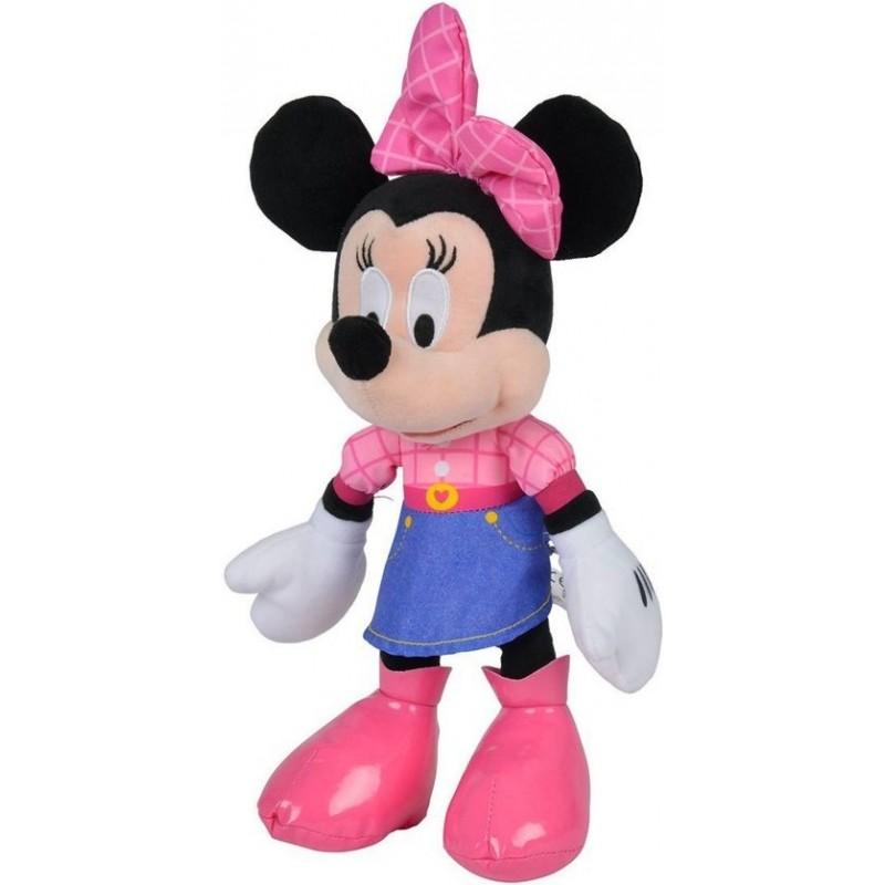 Peluche Minnie 50 cm happy helper