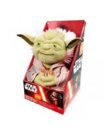 Peluche Star war Yoda en 24...