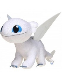 Peluche Dragon Light fury...