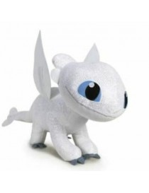 Peluche Dragon 3 Light Fury...