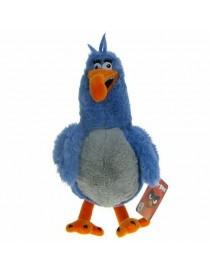 Peluche oiseau bleu d'angry...