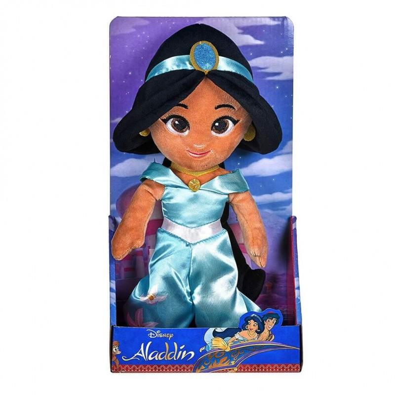 Peluche Jasmine d'Aladin ( disney ) 28 cm