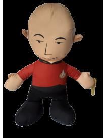 Peluche Picard de star trek...