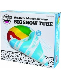 Snow Tube Gonflable Giant Snow Cone 120cm