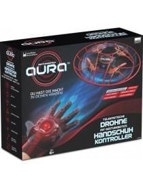 Aura Drone telekinetic avec opération gant