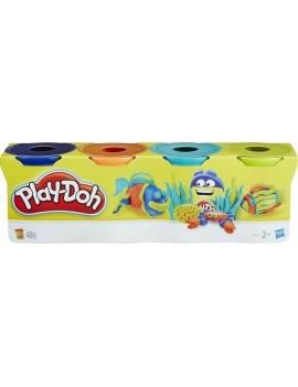 Play Doh 4 pcs clay 448 gram