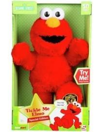 Sesame Street Tickle Me Elmo B/O 40cm