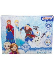 Disney Frozen Meltums Set 3000 Iron Beads 25x32cm
