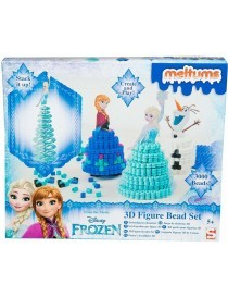Disney Frozen Meltums Kit Perles pour Figurine 3D 24x29cm