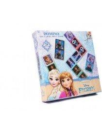 Disney Frozen Domino en bois
