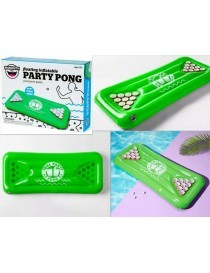 Party pong gonflable...