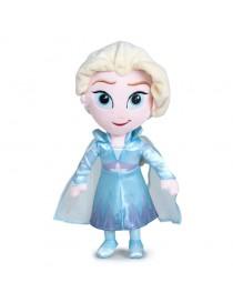 Peluche Elsa reine des...