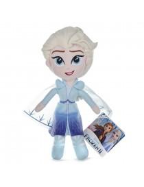 Peluche Elsa 20 cm la reine...