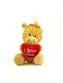 "Peluche girafe"" I love you..."
