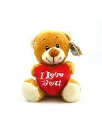 "Peluche ours"" I love you ""..."