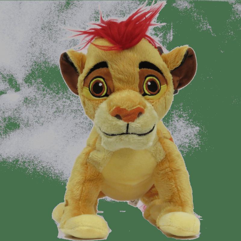 Peluche Disney Kion le roi lion 25 cm