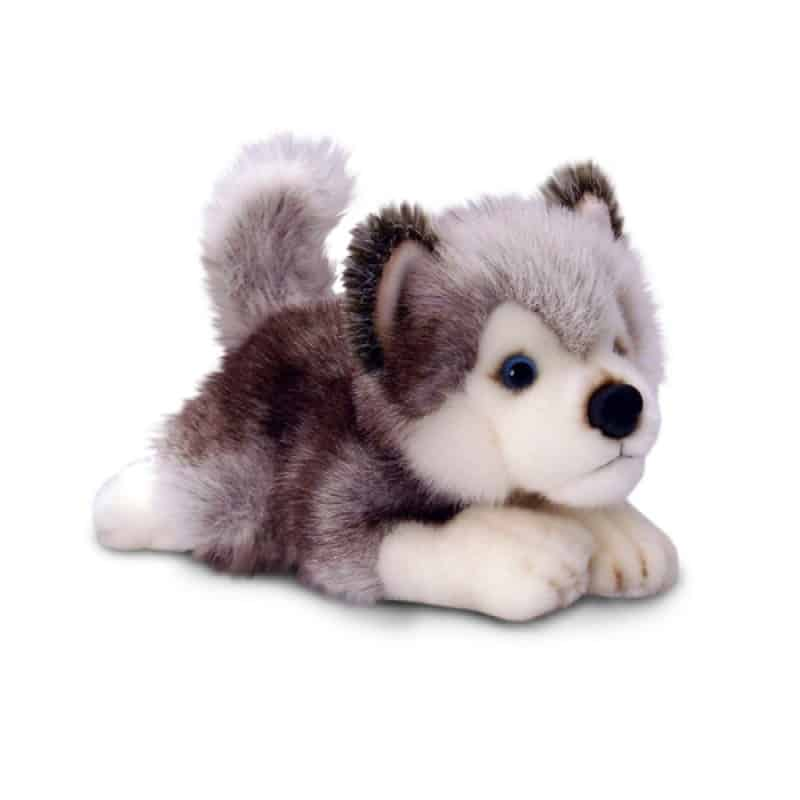 Peluche Bellepeluche O0knw8p Chien 25cmkeel Husky Toys mNn0v8w