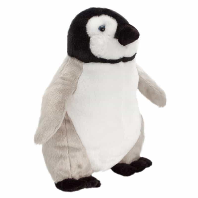 PELUCHE BEBE PINGOUIN 30CM