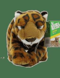 Peluche léopard 30 cm