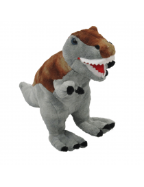 Peluche dinosaure T rex 30 cm