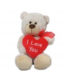 Nounours I love you 30 cm