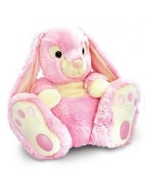 Peluche Lapin Patchfoot...