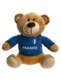 Peluche géante Ours France...