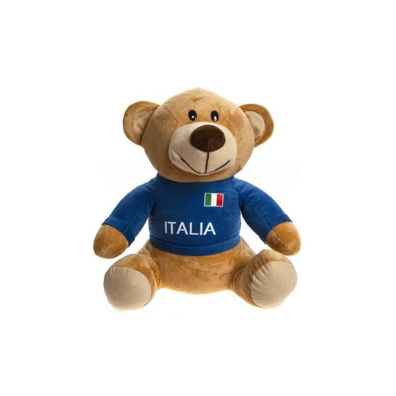 Peluche géante Ours Italie 50CM