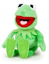 Peluche muppets show Kermit...