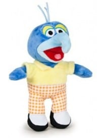 Peluche muppets show Gonzo...
